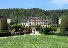 BIKE TOUR Verona, Villa Arvedi di Cuzzano e Giardino Giusti