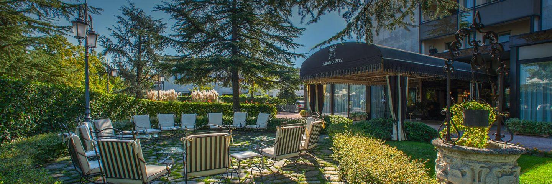 AbanoRITZ Thermae & Wellness Hotel