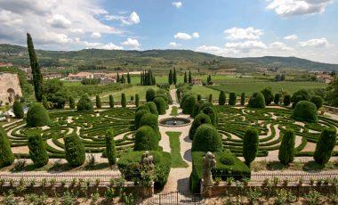 Giardino di Villa Arvedi-1