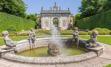The Valsanzibio's Garden-1