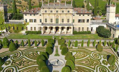 Giardino di Villa Arvedi-4