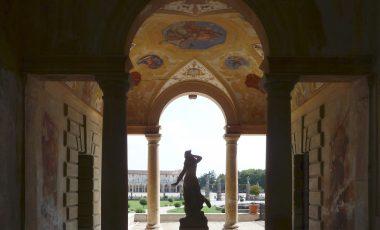 VILLA CONTARINI E IL MERCATINO DELL'ANTIQUARIATO-4