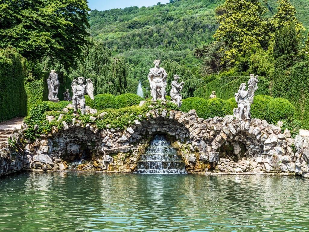 Giardino Di Valsanzibio E Villa Dei Vescovi Ville Venete