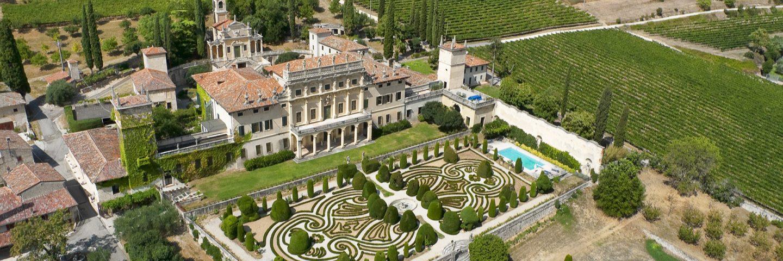 Giardino di Villa Arvedi