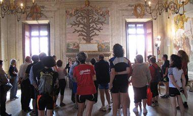 BIKE TOUR Villa dei Vescovi e Giardino di Valsanzibio-3