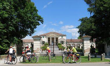 BIKE TOUR Villa Emo di Fanzolo e Villa Cà Marcello-2