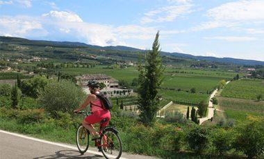 BIKE TOUR Verona e Villa Della Torre-1