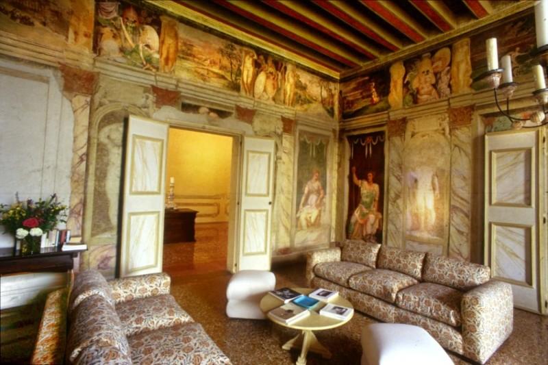 Villa emo ville venete for you for Interni ville